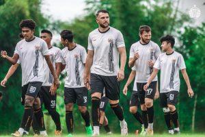 Persija Siapkan Uji Coba Melawan Klub Liga 1