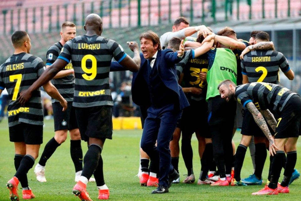 Pesan Buat Inter: Jangan Bongkar Skuad Jika Masih Ingin Juara