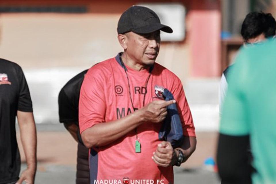 Dua Opsi RD Untuk Lengkapi Skuad Madura United