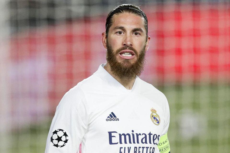 Real Madrid Ikhlaskan Kepergian Sergio Ramos