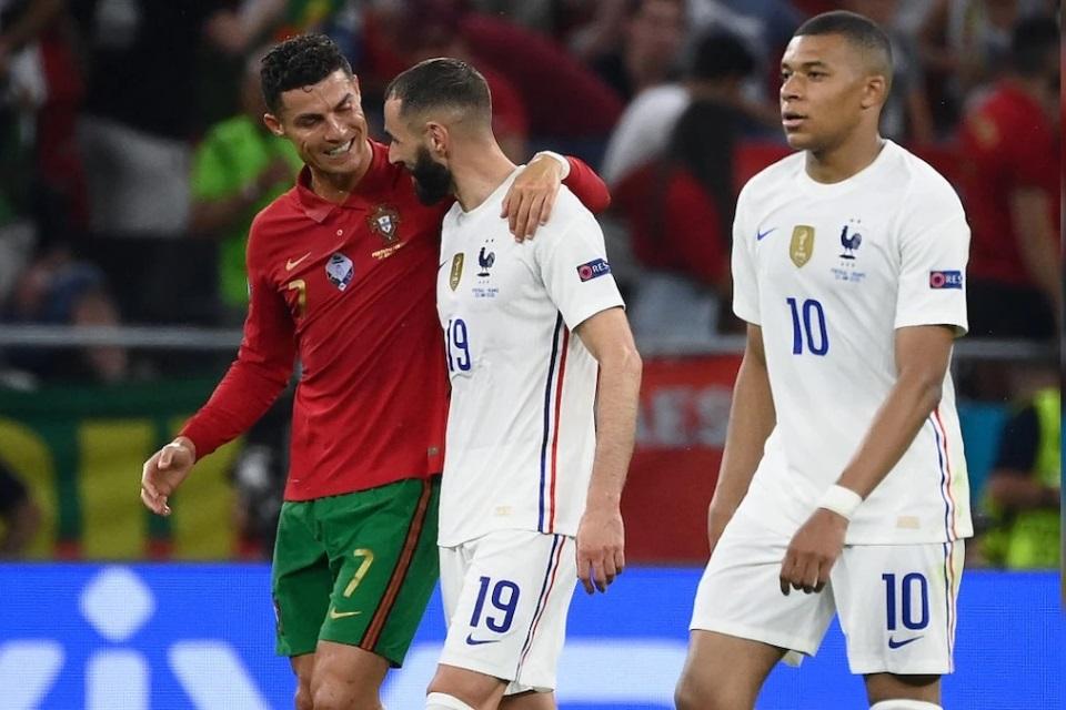 Rekor-Rekor Yang Tercipta Usai Duel Portugal vs Prancis Berakhir Imbang