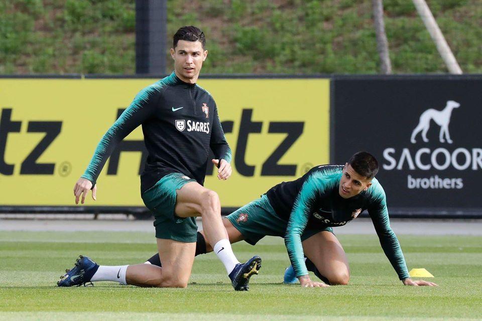 Ronaldo: Soal Klub Baru Nanti Saja Yang Penting Juara Euro Dulu