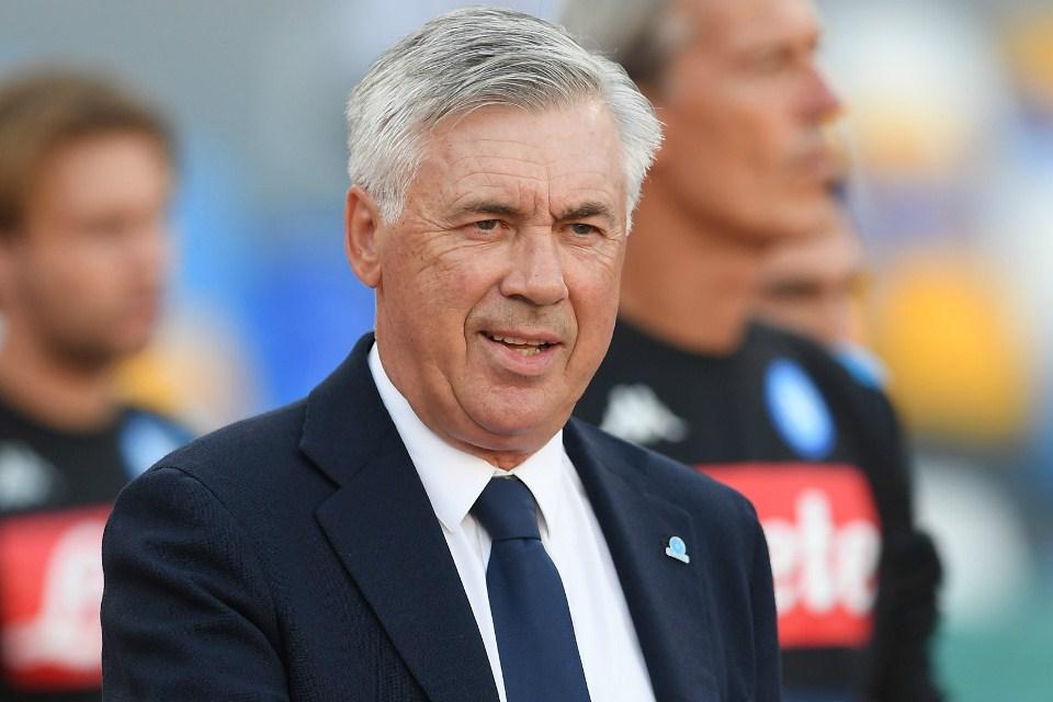 Seperti Pacara, Real Madrid Ingin CLBK dengan Carlo Ancelotti