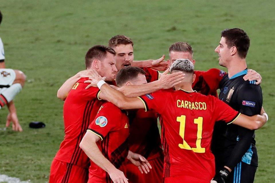 Serangan Portugal Benar-benar Menguras Tenaga, Belgia Kelelahan