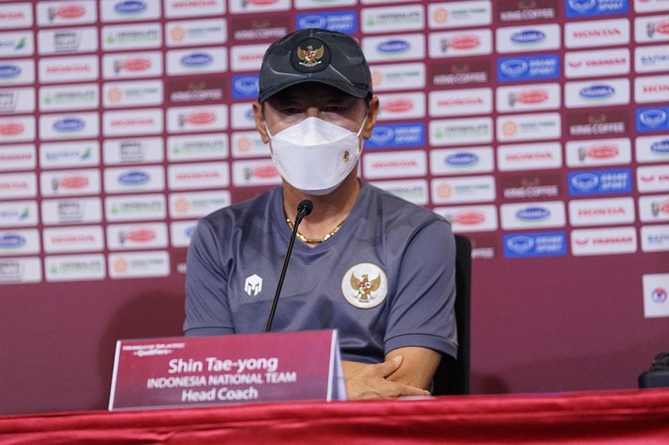 Shin Tae Yong: Kami Pede Hadapi Vietnam