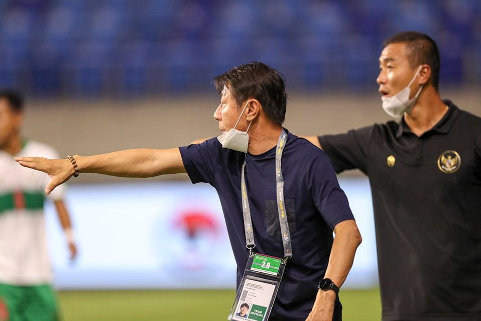 Shin Tae Yong: Wasit Berat Sebelah ke Vietnam!
