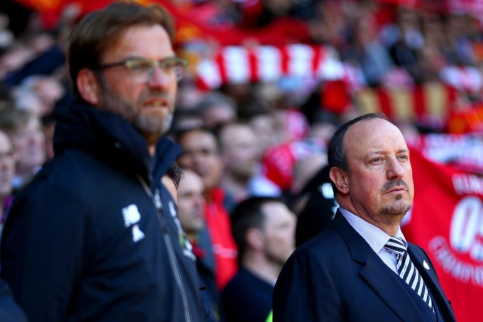 Sudah Minta Maaf, Benitez Sebentar Lagi Melatih Rival Abadi Liverpool, Everton