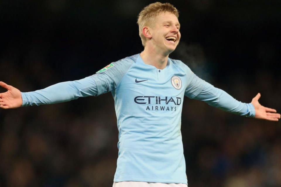 Sudah Move On, Zhinchenko Siap Bawa City Juara Liga Champions Musim Depan