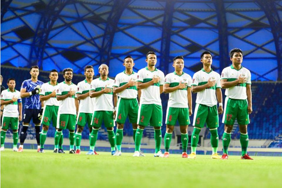 Timnas Indonesia dan UAE Siapkan strategi Terbaik