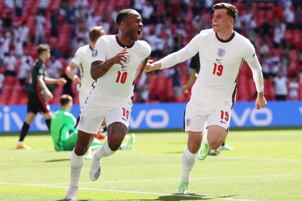 Timnas Inggris dan Kroasia Sama-Sama Buat Sejarah Baru di Euro 2020