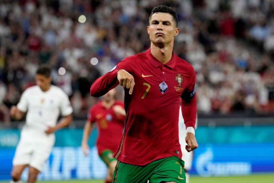 Top! Ronaldo Pemain Eropa Tertajam di Ajang Euro dan Piala Dunia