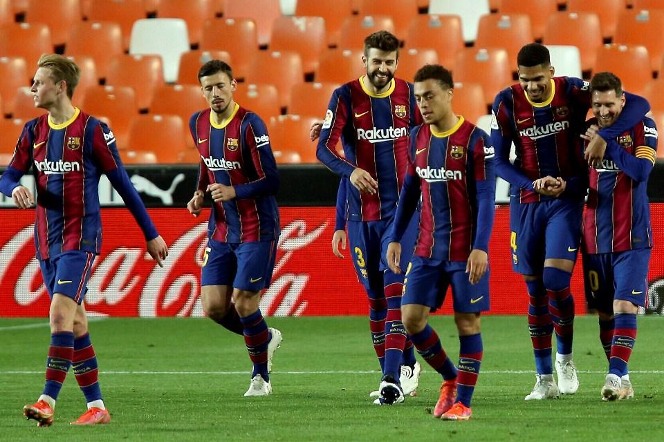 Termasuk Nama Baru, Barcelona Siap Depak Tiga Pemainnya
