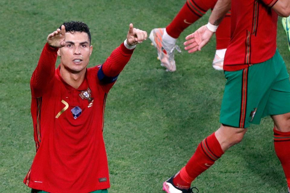 Sudah 36 Tahun, Naluri Gol CR7 di Euro 2020 Masih Bergelora