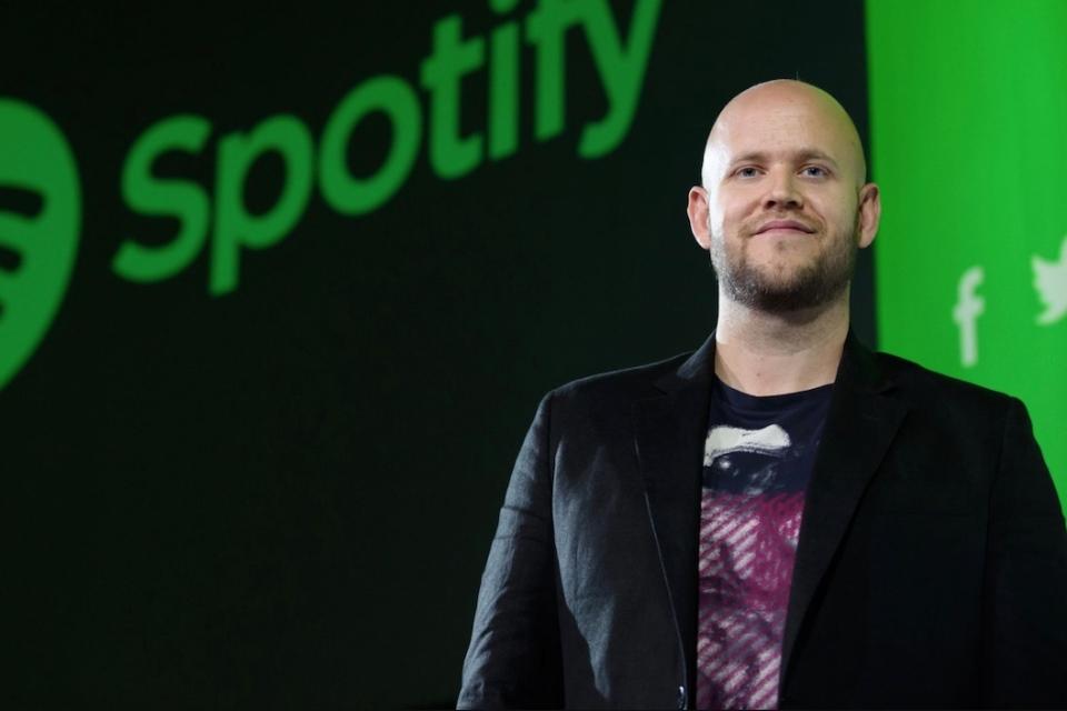 Demi Akuisisi Arsenal, Bos Spotify Siap Gelontorkan Dana Puluhan Triliun Rupah