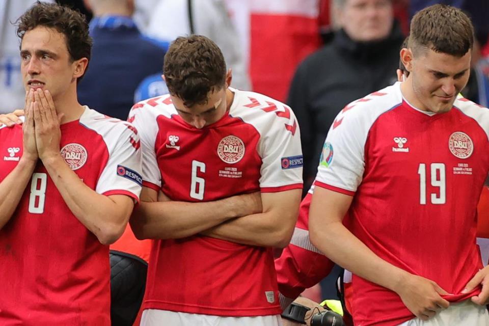 Pelatih Denmark Menyesal Lanjutkan Laga Melawan Finlandia