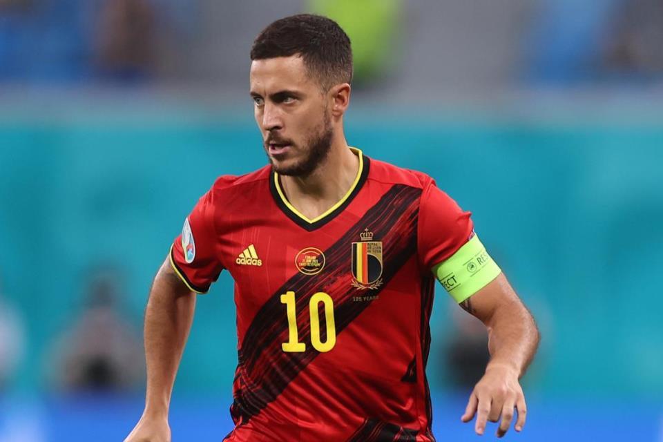 Eden Hazard Diharapkan Jadi Pembeda di Timnas Belgia