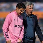 Ancelotti Kembali ke Real Madrid, James Rodriguez Tentukan Sikap