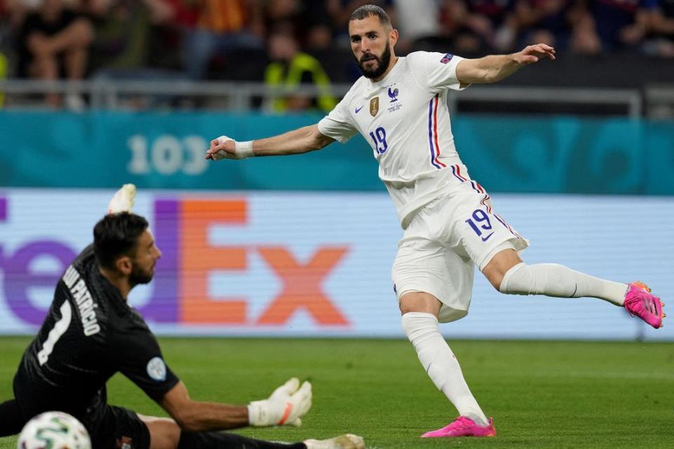 Cetak Dua Gol ke Gawang Portugal, Benzema: Saya Seperti Lahir Kembali