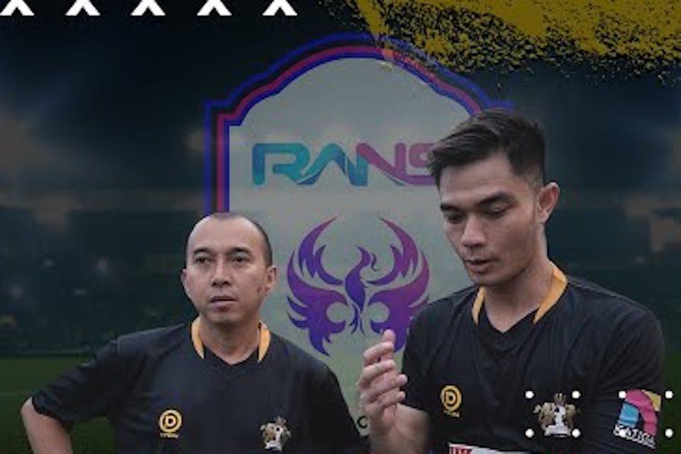 Penggawa SFC Apresiasi Metode Latihan RANS Cilegon FC, Kenapa?