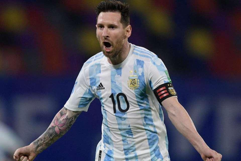 Messi: Timnas Argentina Tak Bergantung Pada Saya
