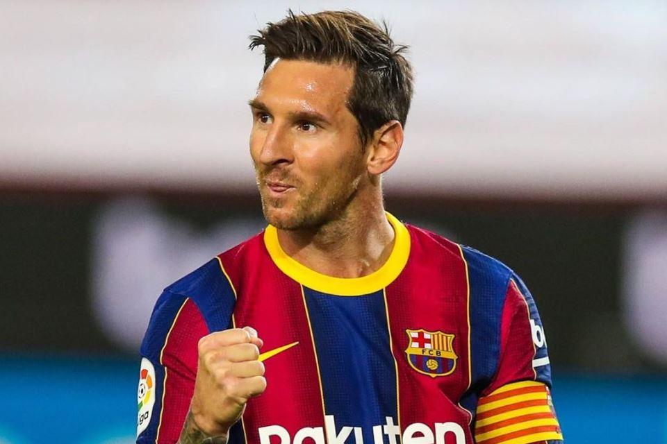 Aguero Datang, Messi Sudah Sepakat Teken Kontrak Baru?