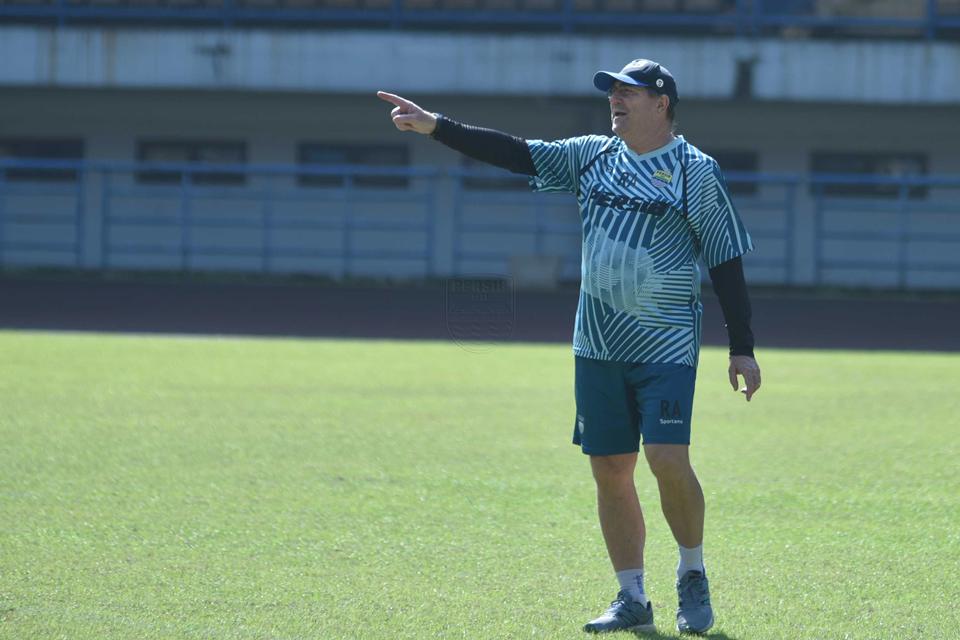 Hadapi Arema FC, Persib Bawa Misi Khusus di Piala Walikota Solo