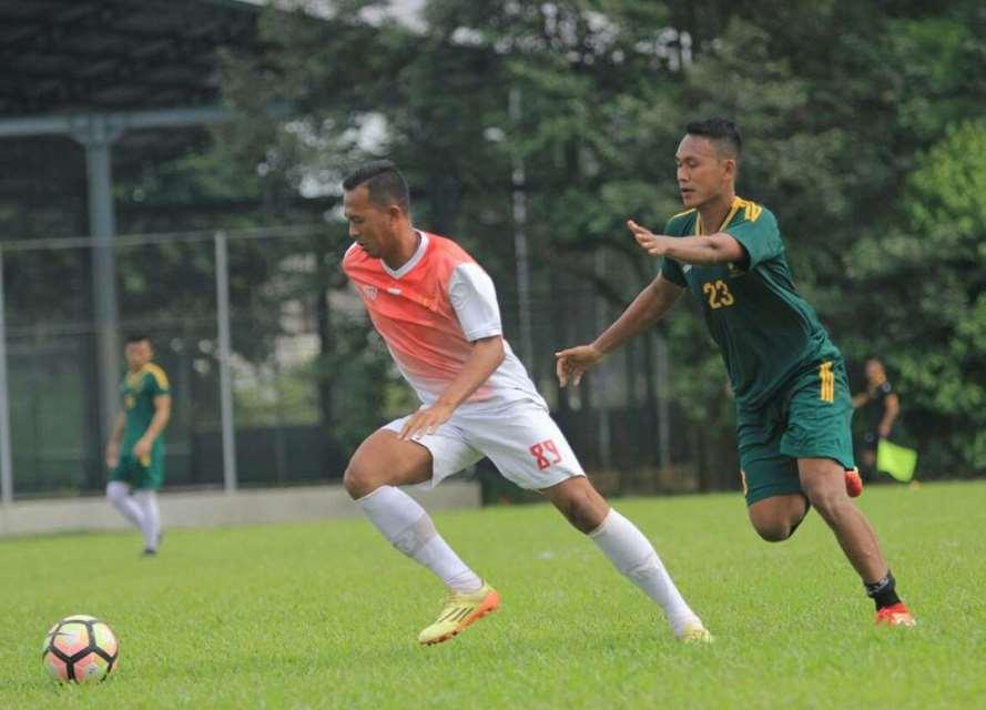 Persib Bandung Kedatangan Penyerang Lokal Anyar, Siapa?