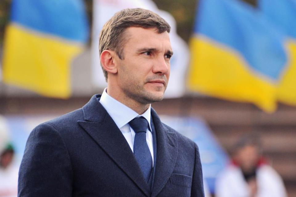 Kontra Belanda, Shevchenko Ingin Timnya Main Tanpa Cela
