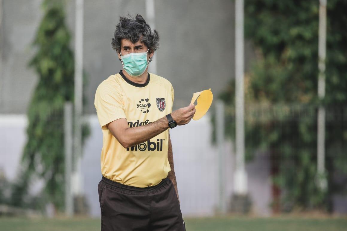 Mainkan Laga Perdana Pra Musim, Bali United Tak Dilatih Teco Cuggura