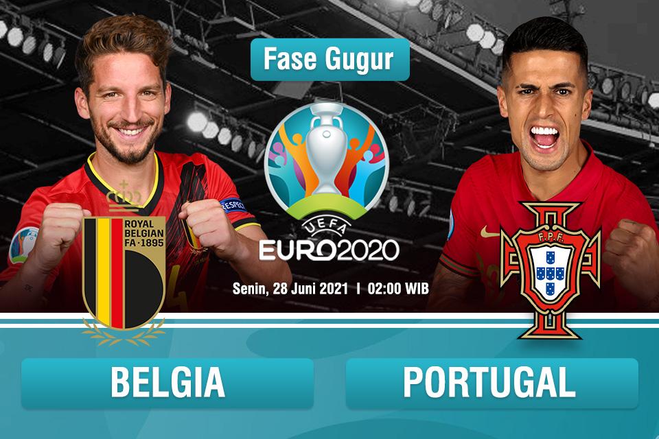 Prediksi Belgia vs Portugal: Perang Bintang!