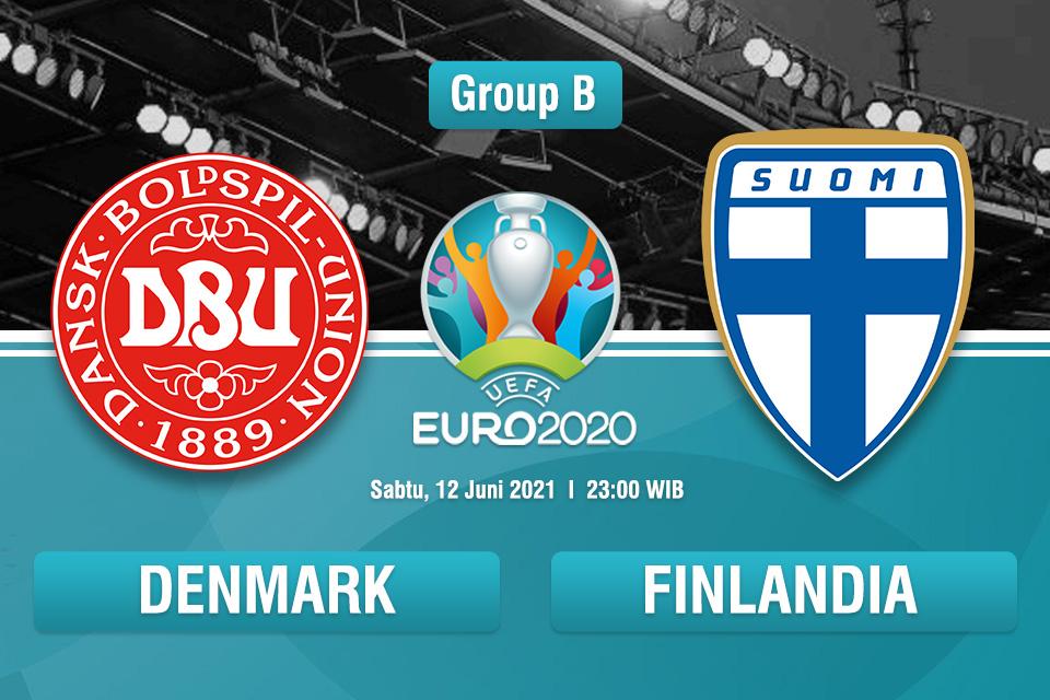 Prediksi Denmark vs Finlandia: Denmark Bakal Diunggulkan