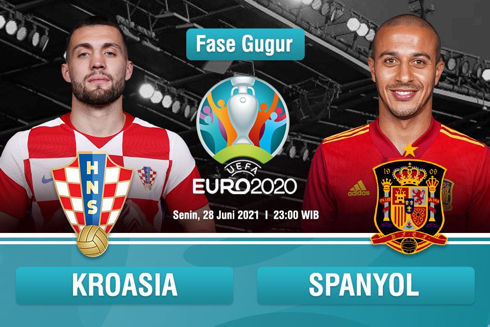 Prediksi Kroasia vs Spanyol: Mengulang Keajaiban?