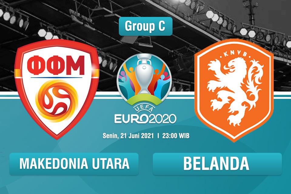 Prediksi Makedonia Utara vs Belanda: Pembuktian Status