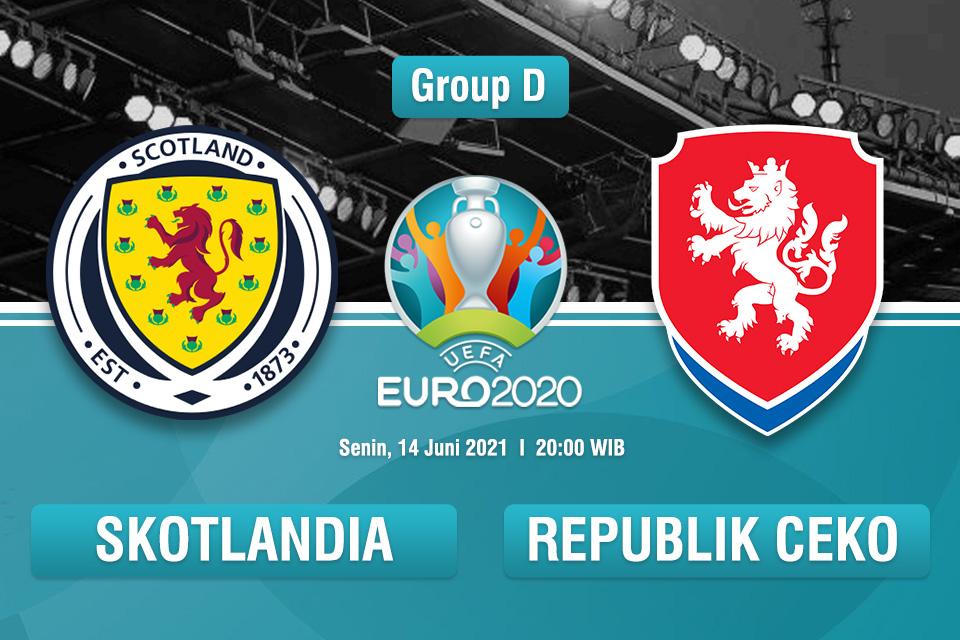 Prediksi Skotlandia vs Republik Ceko: Ngotot Hingga Akhir
