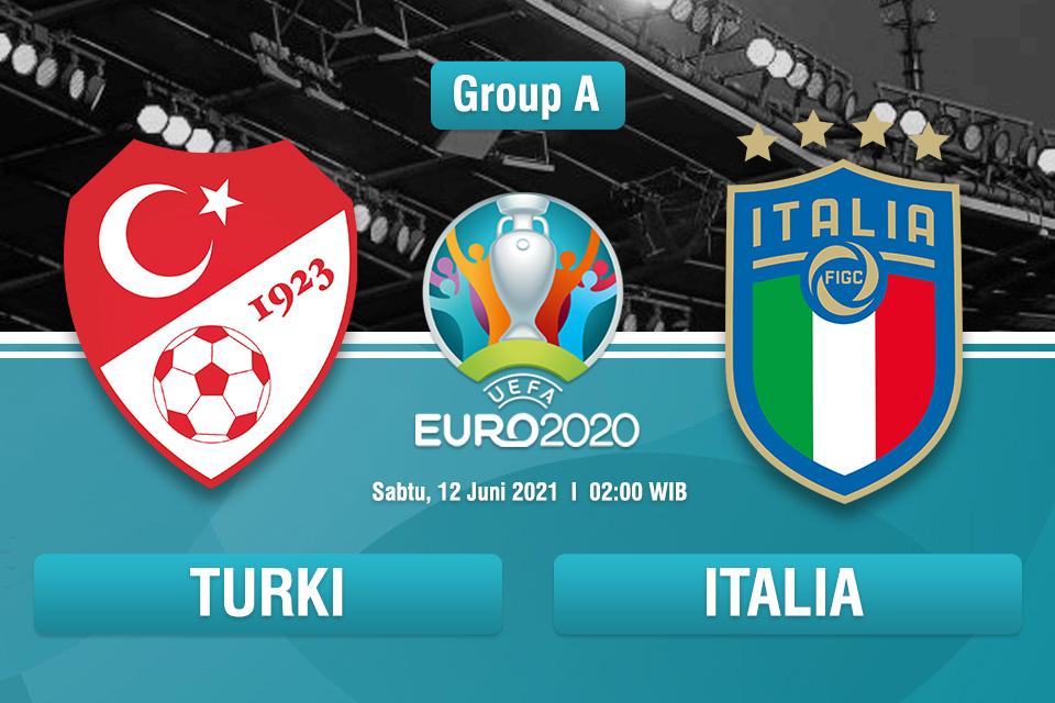 Prediksi Turki vs Italia: Tuan Rumah Difavoritkan