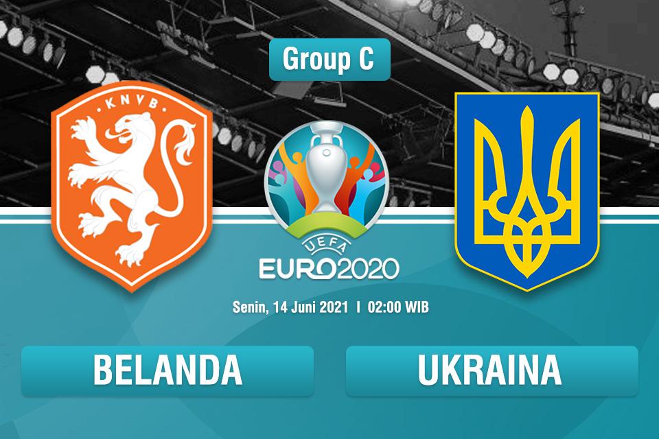 Prediksi Belanda vs Ukraina: Belanda Bakal Menang