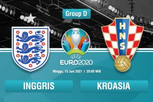 Prediksi Inggris vs Kroasia: Misi Balas Dendam Tiga Singa