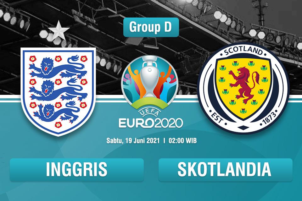 Prediksi Inggris vs Skotlandia: Battle of Britannia