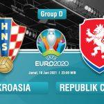 Prediksi Kroasia vs Republik Ceko: Pulang atau Melaju