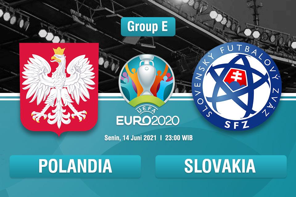 Prediksi Polandia vs Slovakia: Polandia Sedikit Diunggulkan