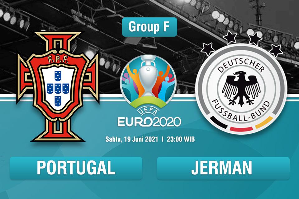 Prediksi Portugal vs Jerman: Duel Krusial