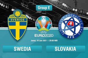 Prediksi Swedia vs Slovakia: Battle of Underdog