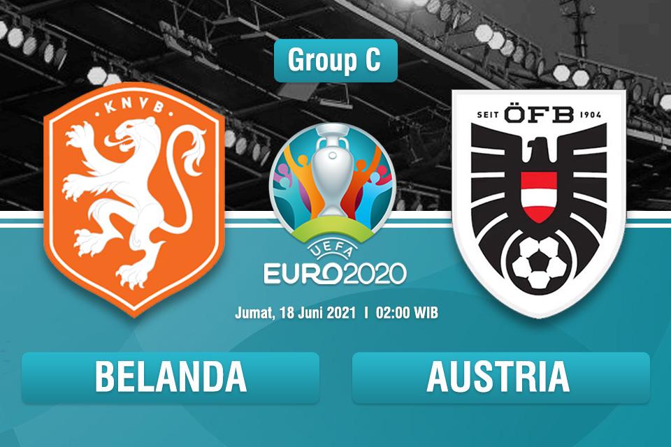 Prediksi Belanda vs Austria: Duel Berbalas Gol