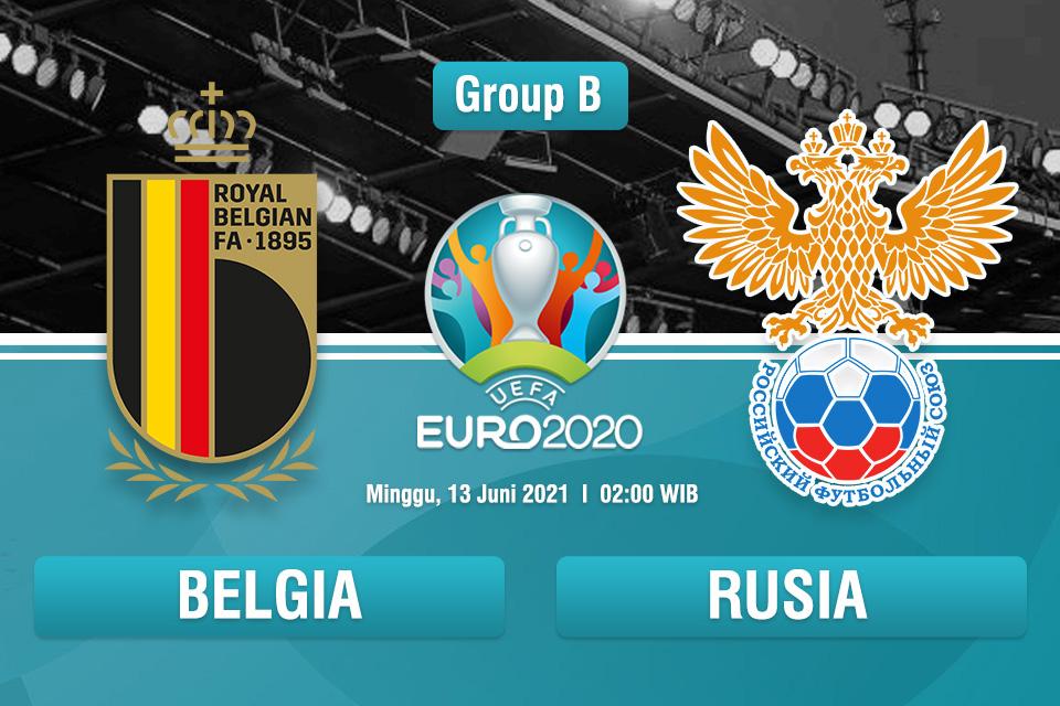 Prediksi Belgia vs Rusia: Belgia Sangat Diunggulkan