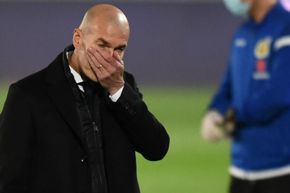 Andai Timnas Prancis Gagal di Euro 2020, Zinedine Zidane Bakal Diangkat Sebagai Pelatih?