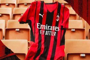 Jajal Musim 2021/22, AC Milan Perkenalkan Sponsor Baru