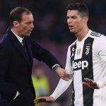 Allegri Tegaskan Ronaldo Bukan Lagi Eksekutor Utama Bola Mati di Juventus