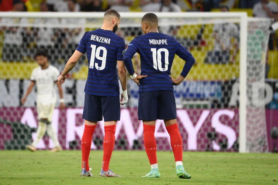 Andai Mbappe Datang, Mungkinkah Real Madrid Buang Benzema?