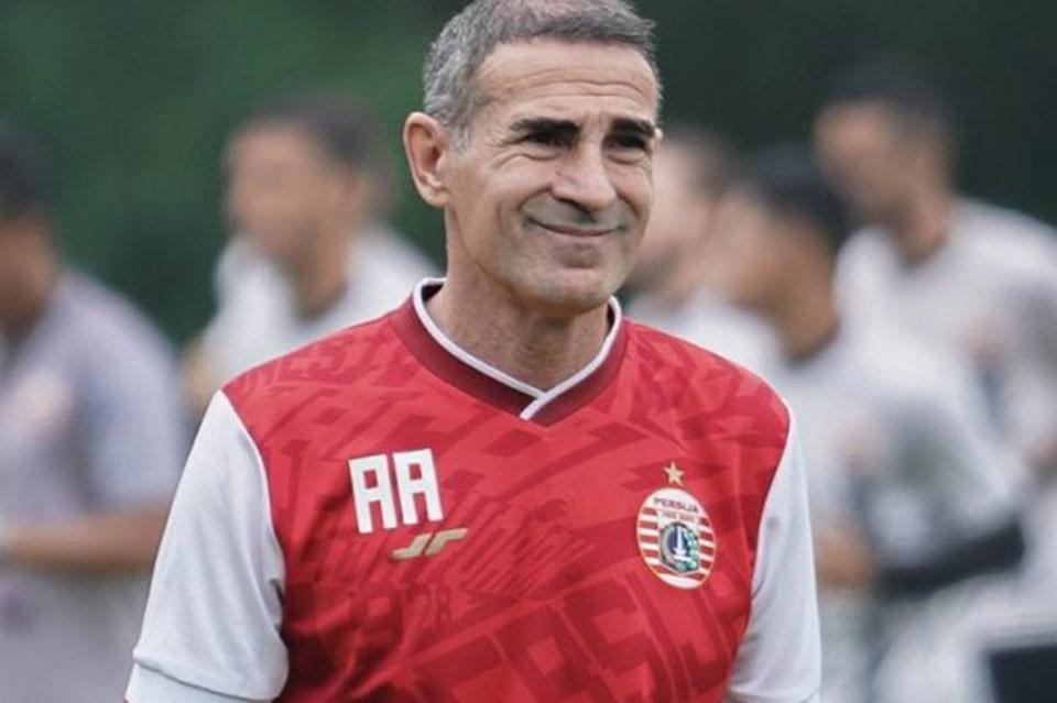 Meski Kekurangan Pemain, Alessio Yakin Persija Bisa Juara Liga 1