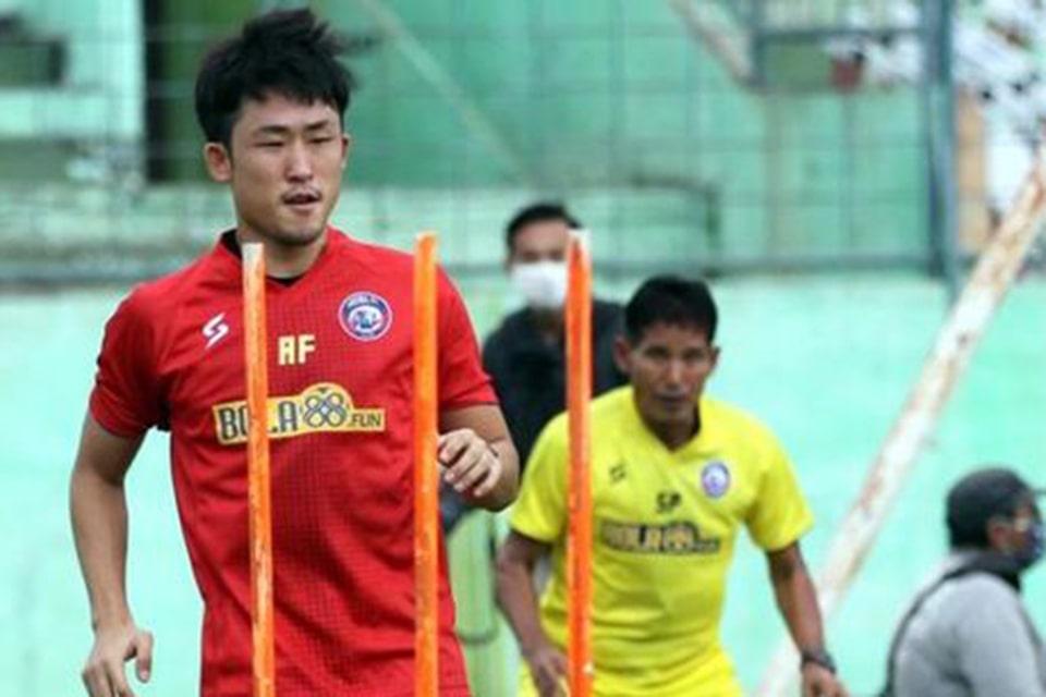 Gelar Latihan Tertutup, Pihak AREMA FC Rahasiakan Kegiatan detail
